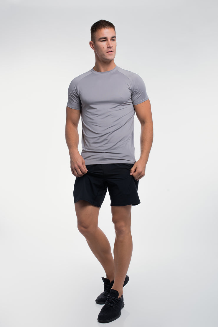 Ultralight Tech Tee in Slate - image no.4