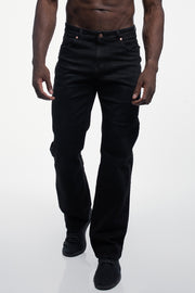 Relaxed Athletic Fit in Jet Black - thumbnail image no.1