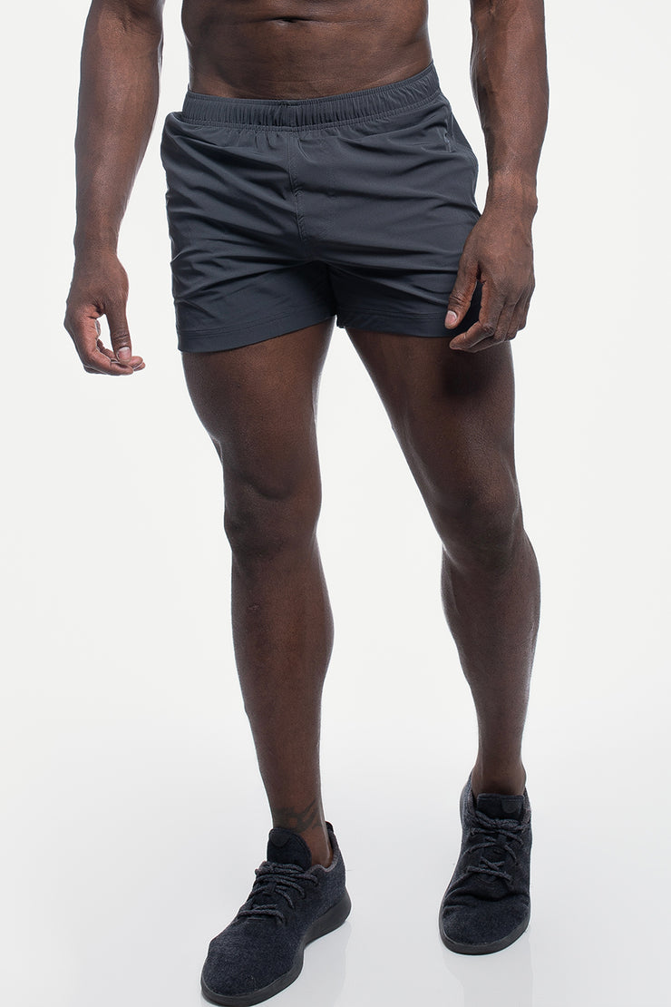 Ranger Short in Charcoal - image no.1