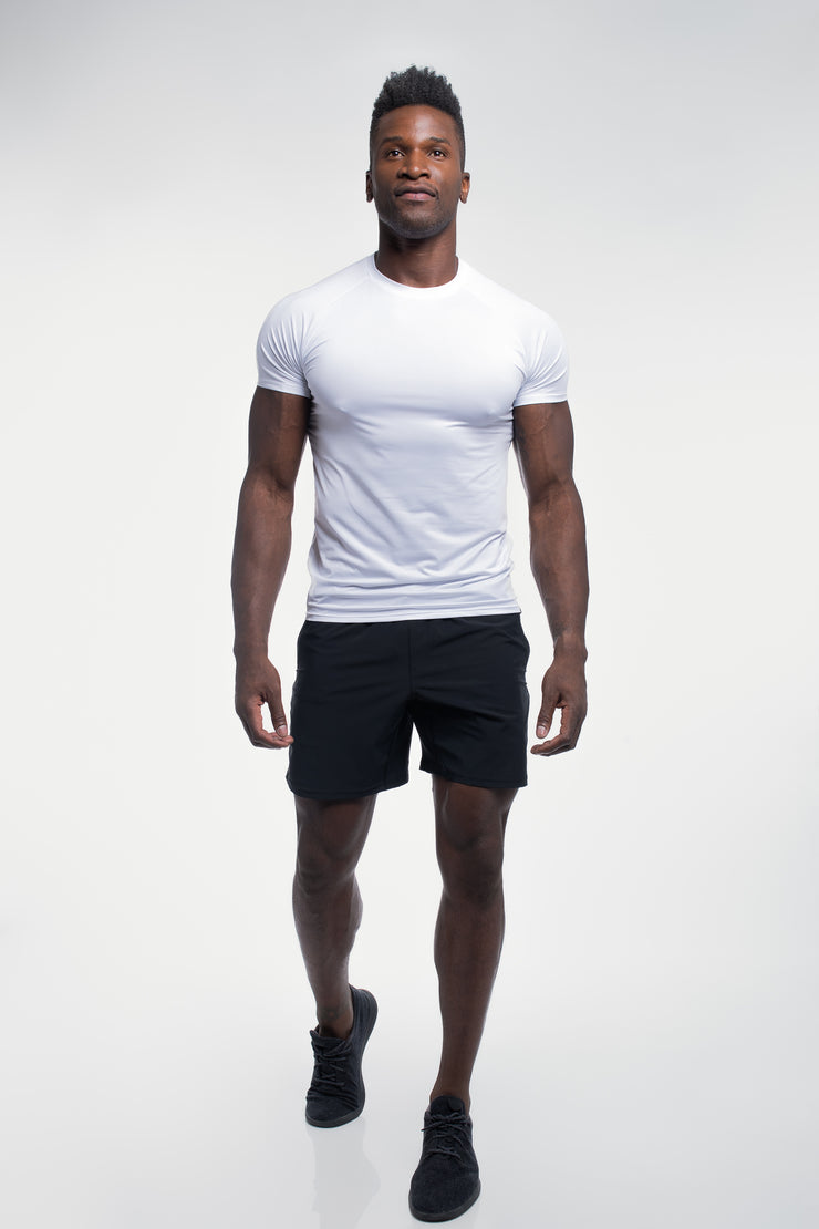 Ultralight Tech Tee in White - image no.4