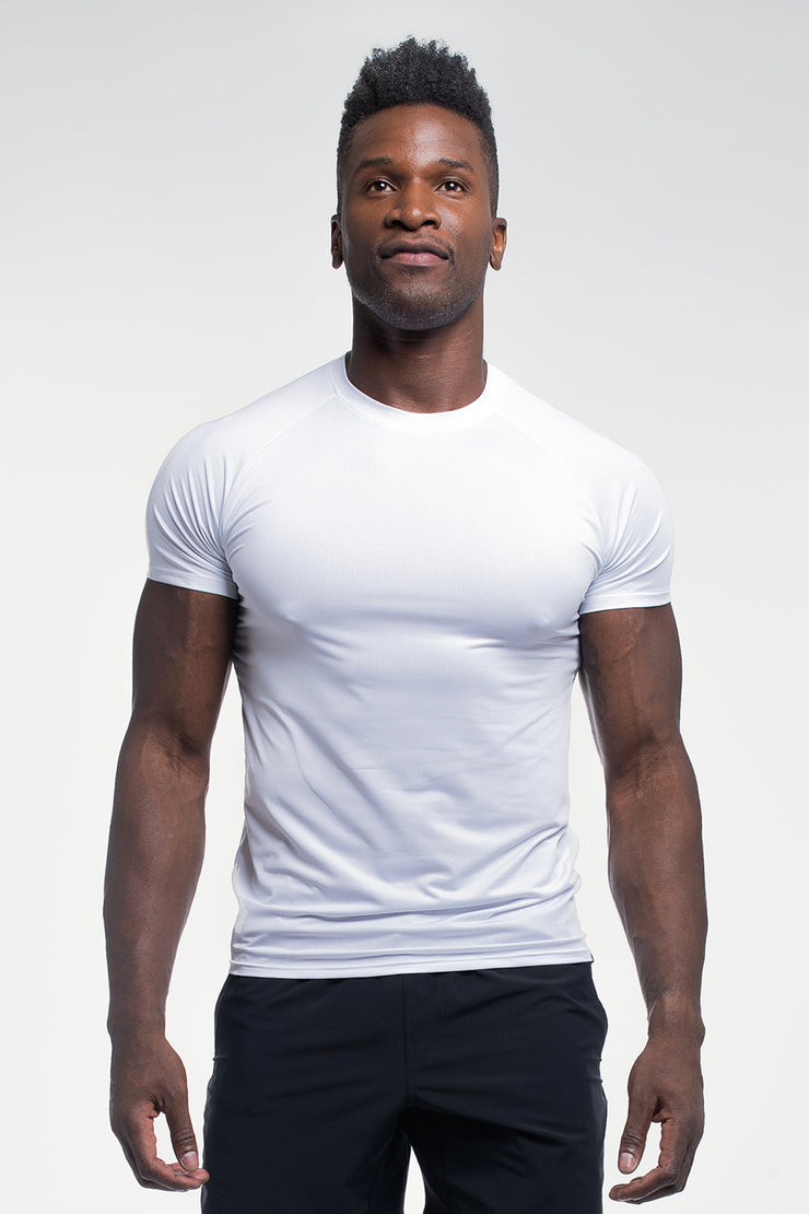 Ultralight Tech Tee in White - image no.1