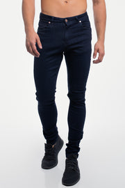 Slim Athletic Fit in Dark Indigo