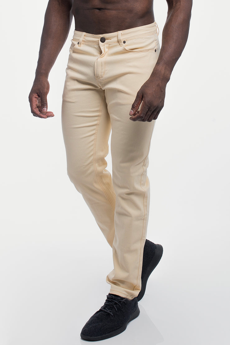Athletic Chino Pant in Sand - image no.1