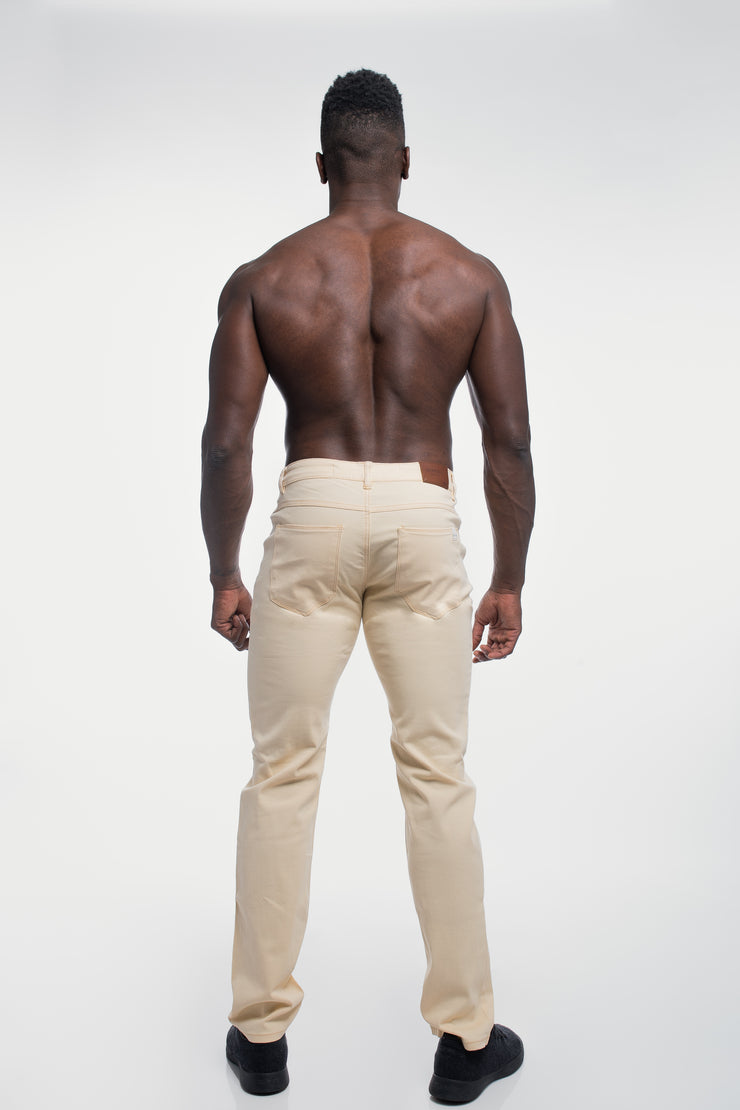 Athletic Chino Pant in Sand - image no.3