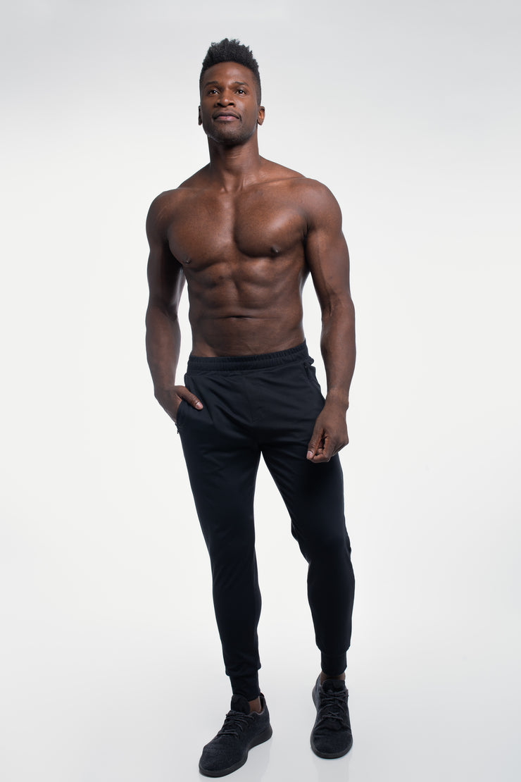 Recon Jogger in Black - image no.4
