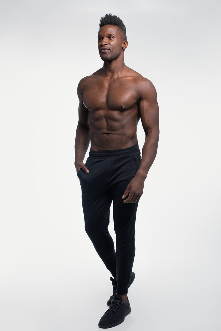 Recon Jogger in Black - image no.2