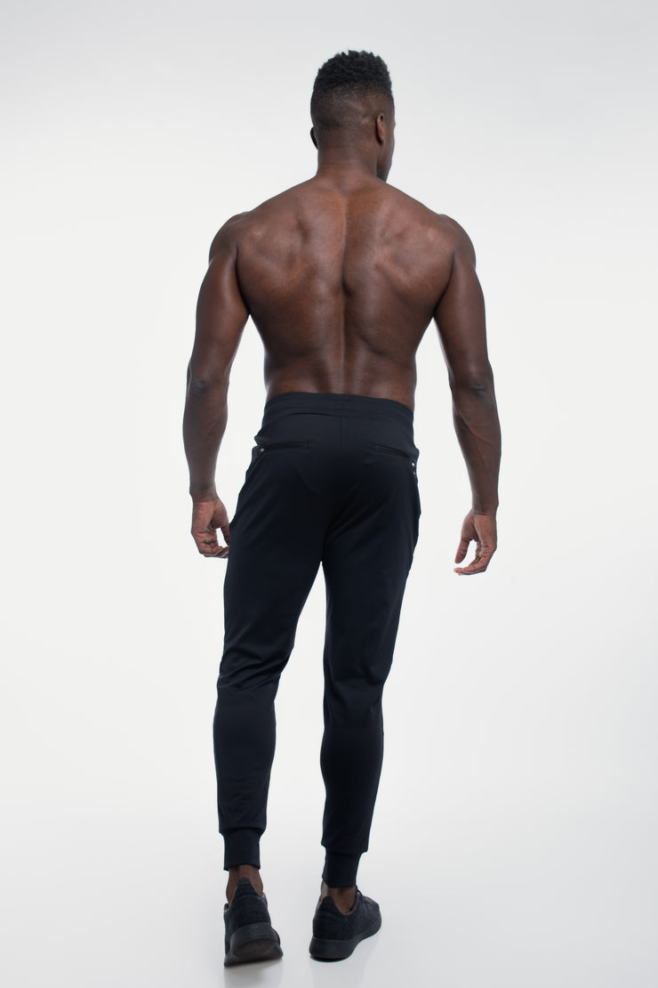 Recon Jogger in Black