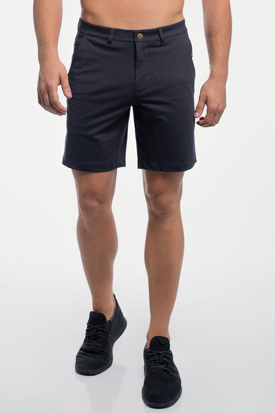Anything Short in Navy