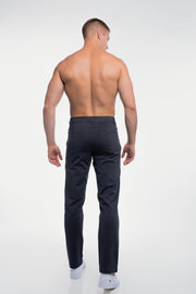 Anything Pant in Slim Navy - thumbnail image no.2