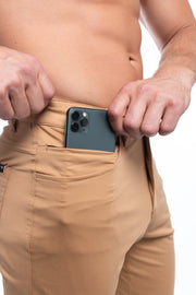 Anything Pant in Slim Khaki - thumbnail image no.6