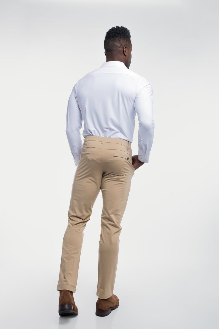 Anything Chino in Straight Khaki - image no.2