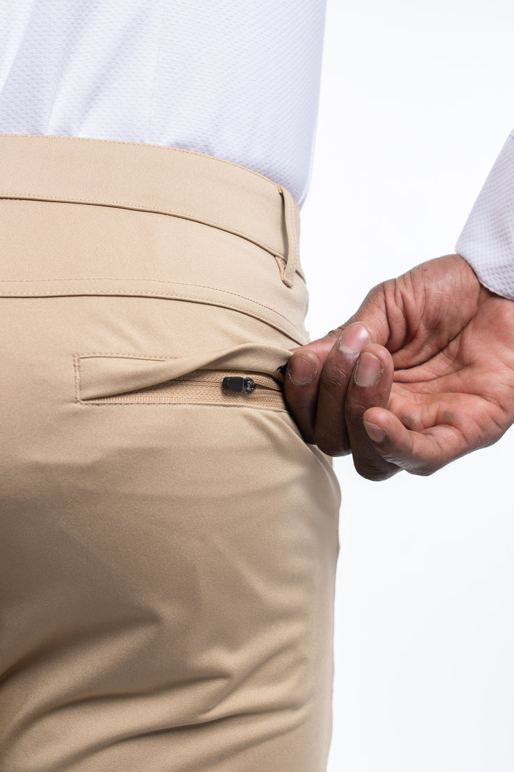 Anything Chino in Straight Khaki - image no.7