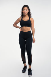 Luna Leggings in Black - thumbnail image no.1