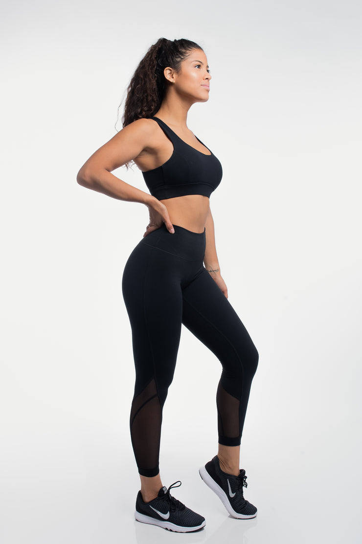 Luna Leggings in Black - image no.3