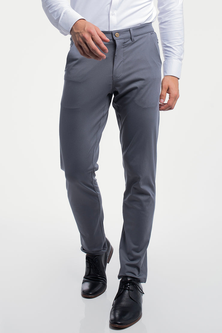 Anything Chino in Straight Slate - image no.1