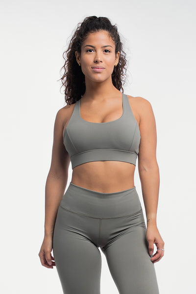 Luna Sports Bra in Rifle
