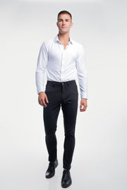 Anything Chino in Slim Black - thumbnail image no.4