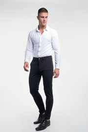 Anything Chino in Slim Black - thumbnail image no.3