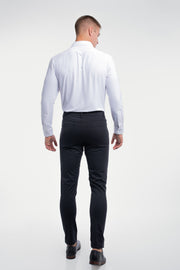 Anything Chino in Slim Black - thumbnail image no.2