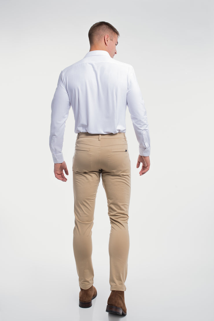 Anything Chino in Slim Khaki - image no.2