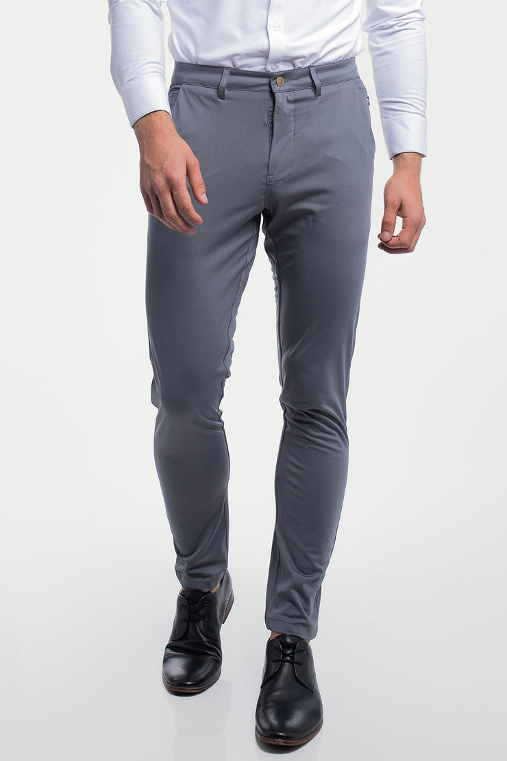 Anything Chino in Slim Slate - image no.1