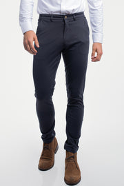 Anything Chino in Slim Navy - thumbnail image no.1