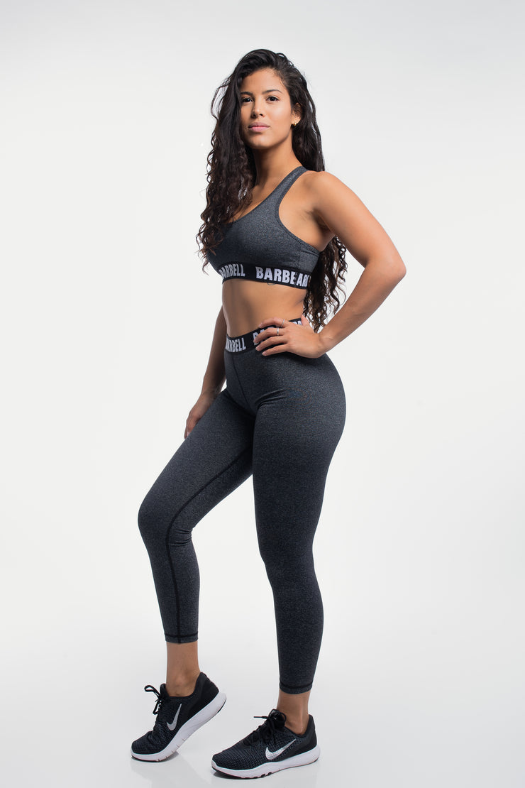 Barbell Leggings in Static Gray - image no.2