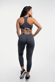 Barbell Leggings in Static Gray - thumbnail image no.3
