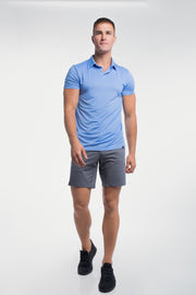 Ultralight Polo in Blue - thumbnail image no.5