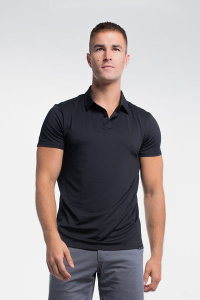Ultralight Polo in Black