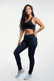 Slim Athletic Fit in Dark Wash - thumbnail image no.2