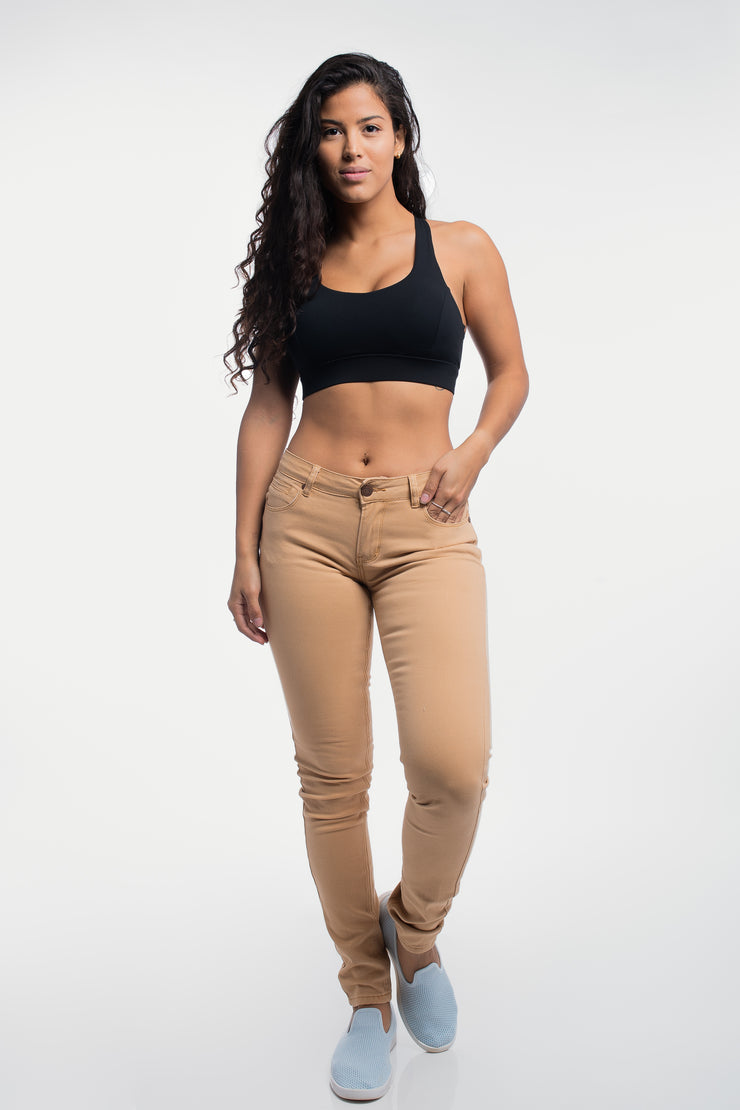 Athletic Chino Pant in Khaki - image no.4