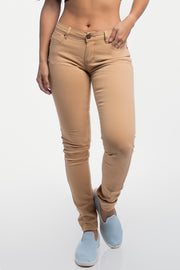 Athletic Chino Pant in Khaki - thumbnail image no.1