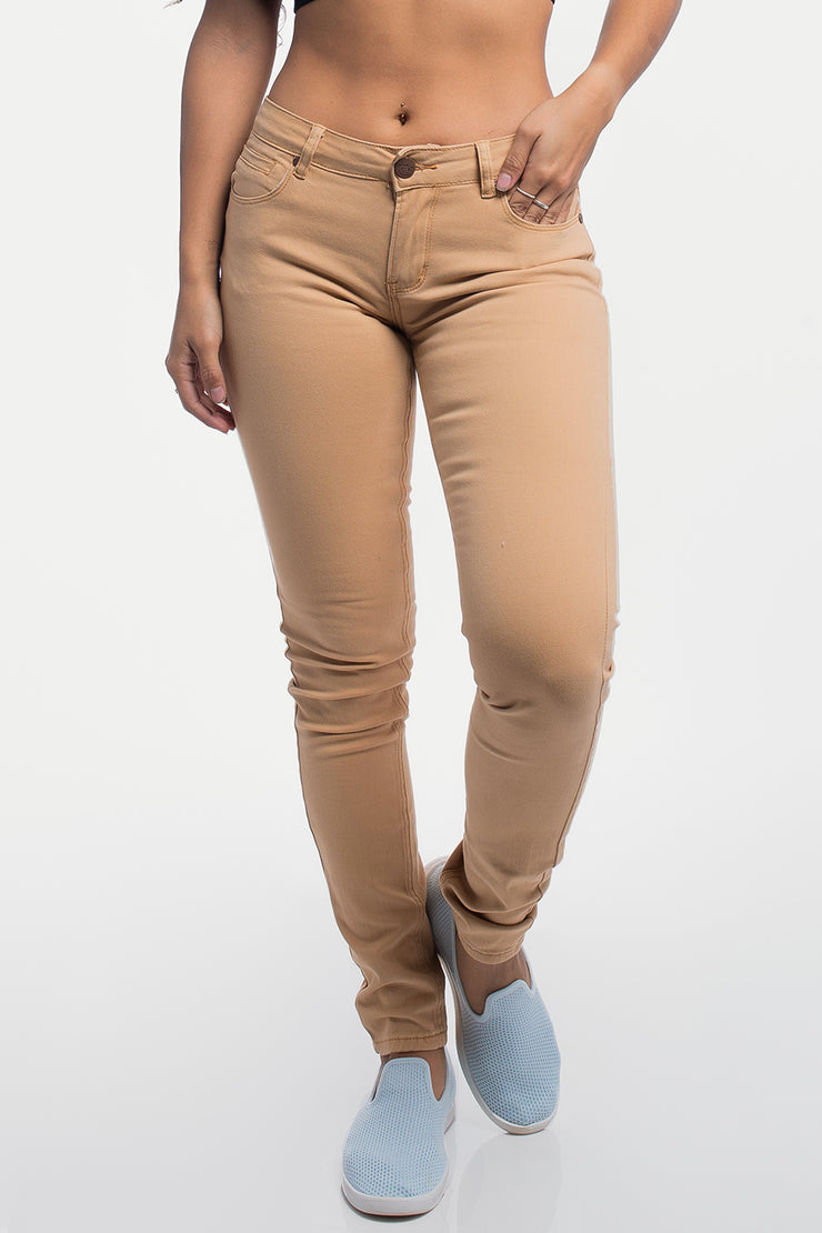 Athletic Chino Pant in Khaki - image no.1