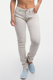 Athletic Chino Pant in Bone