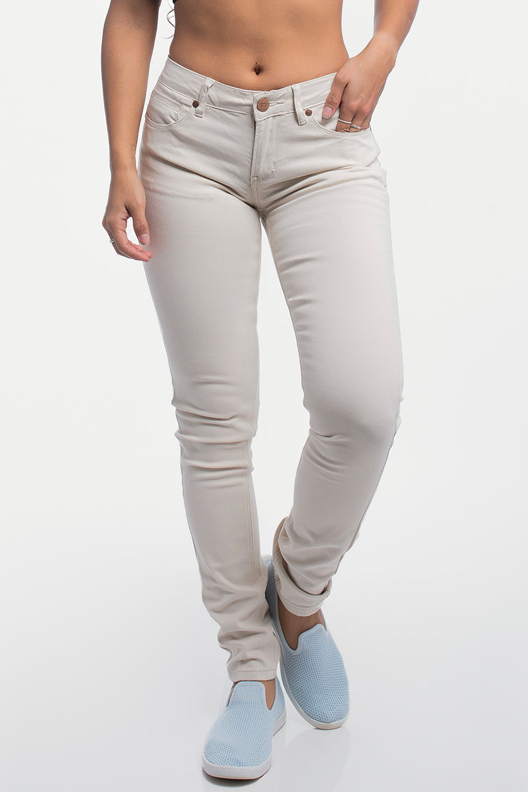 Athletic Chino Pant in Bone - image no.1