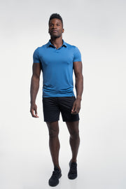 Ultralight Polo in Karlberry Blue - thumbnail image no.5