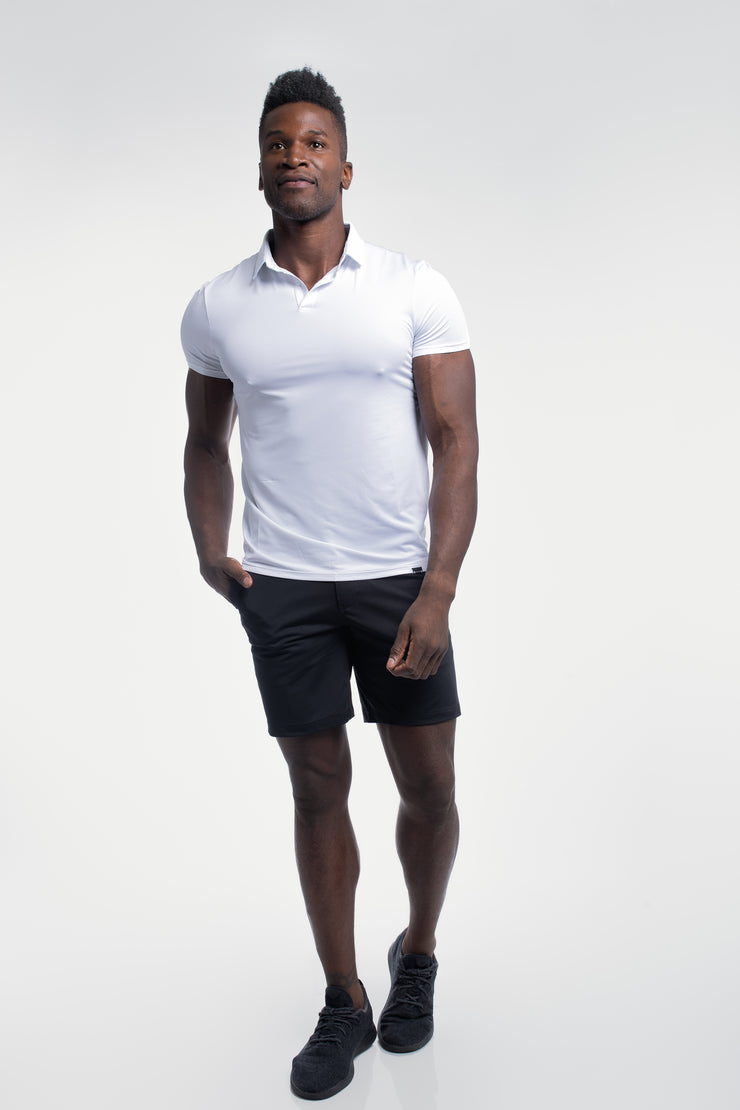 Ultralight Polo in White - image no.5