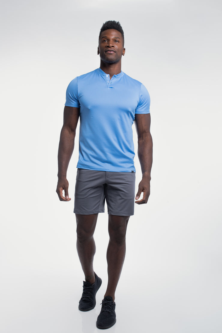 Stealth Polo in Blue - image no.4