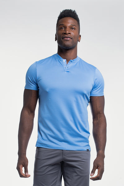 Stealth Polo in Blue