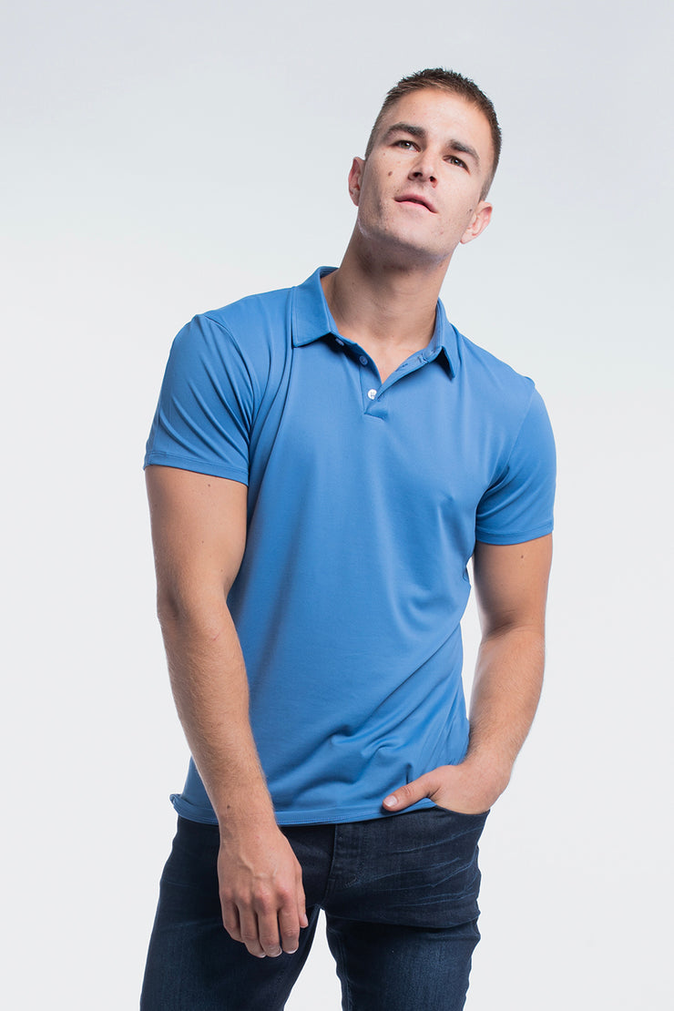 Havok Polo in Karlberry Blue - image no.1