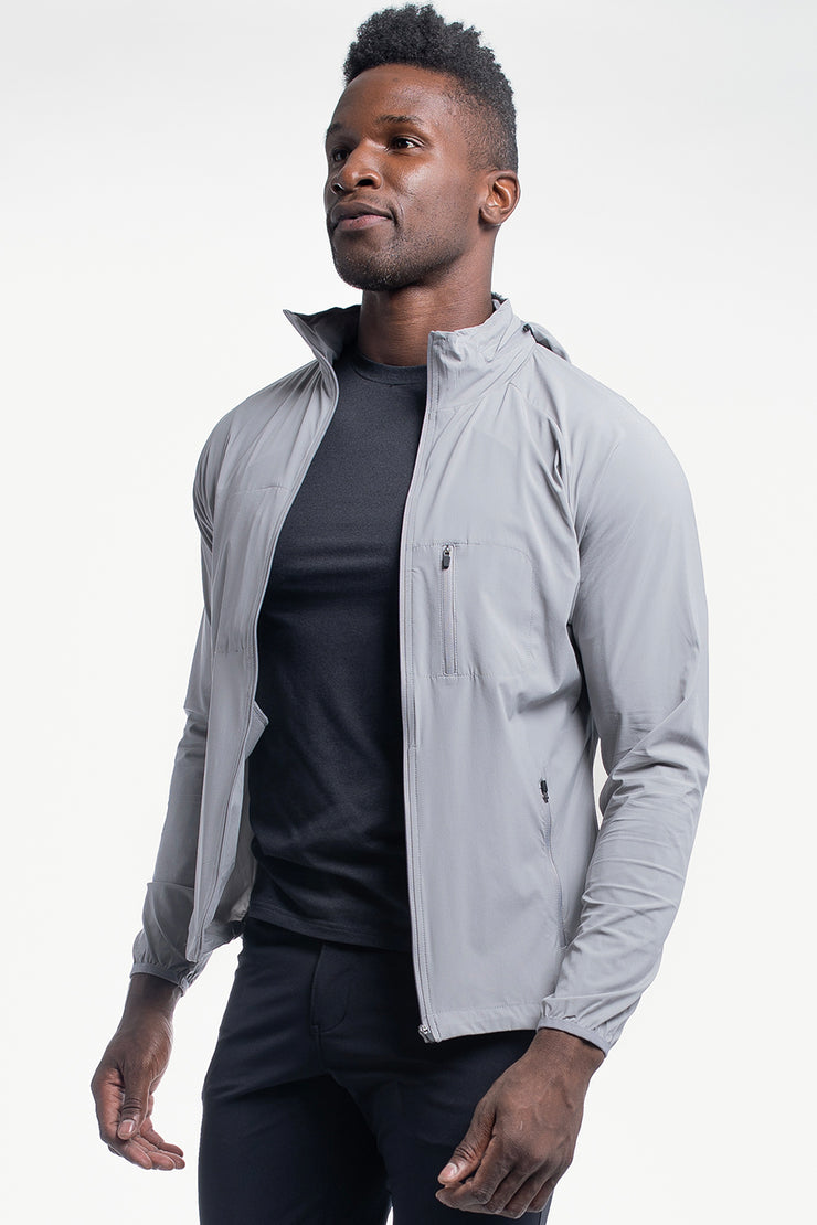 Shadow Jacket In Slate