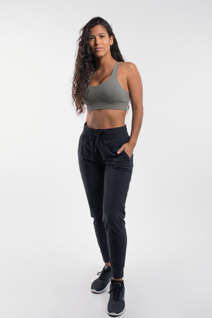 Women's Ultralight Joggers in Black - image no.1