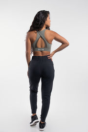 Women's Ultralight Joggers in Black - thumbnail image no.3