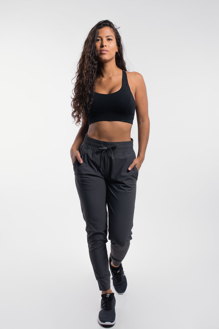 Women's Ultralight Joggers in Charcoal - image no.1