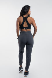 Women's Ultralight Joggers in Charcoal - thumbnail image no.3