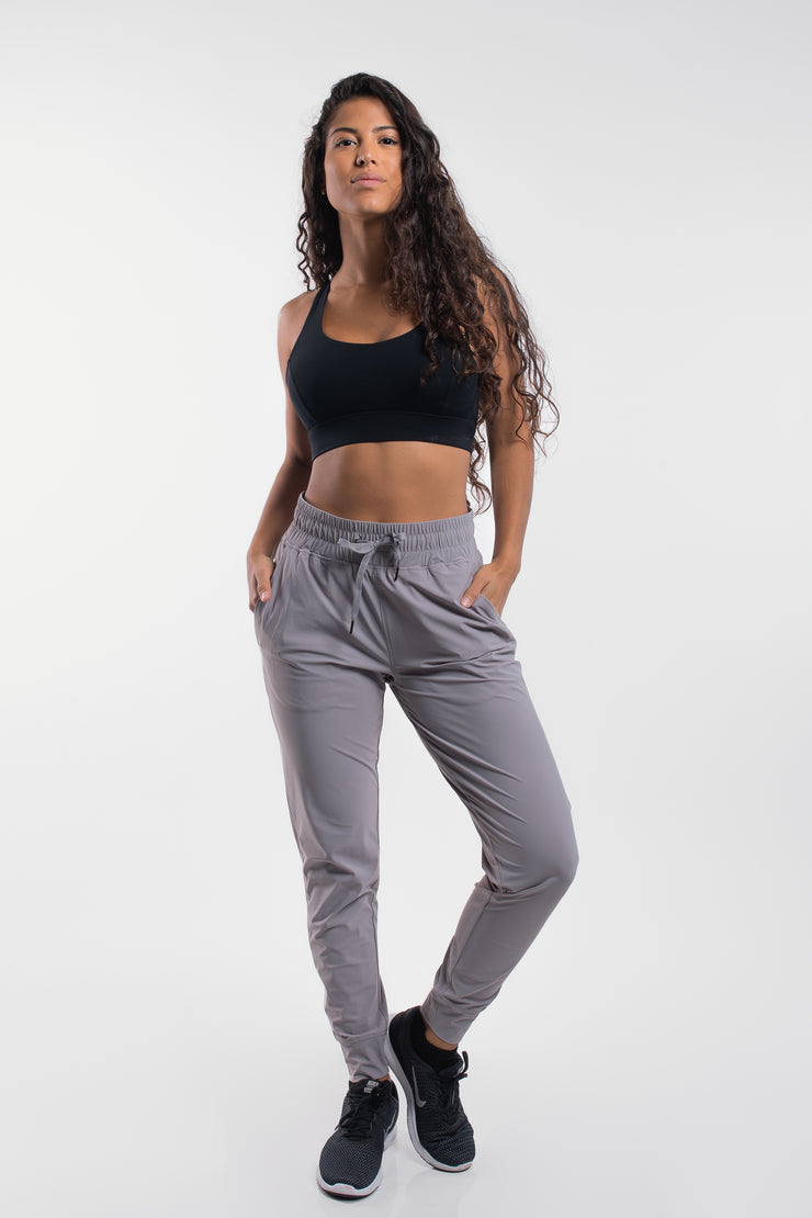 Women's Ultralight Joggers in Slate - image no.1