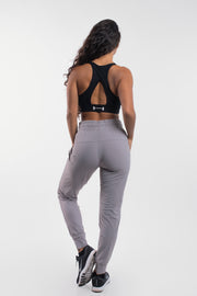 Women's Ultralight Joggers in Slate - thumbnail image no.3