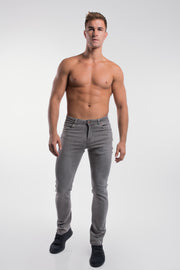 Boot Cut Athletic Fit in Cement - thumbnail image no.3