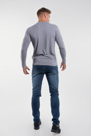 Havok Long Sleeve in Gray